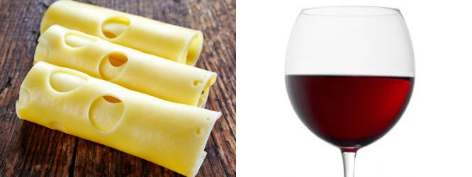 Emmental & Bourgogne Pinot Noir