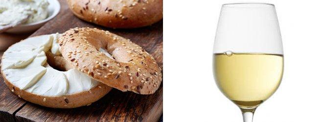 Creme de Brie & Fehér habzóbor