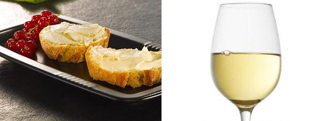 Creme de Camembert & Alsace Pinot Blanc